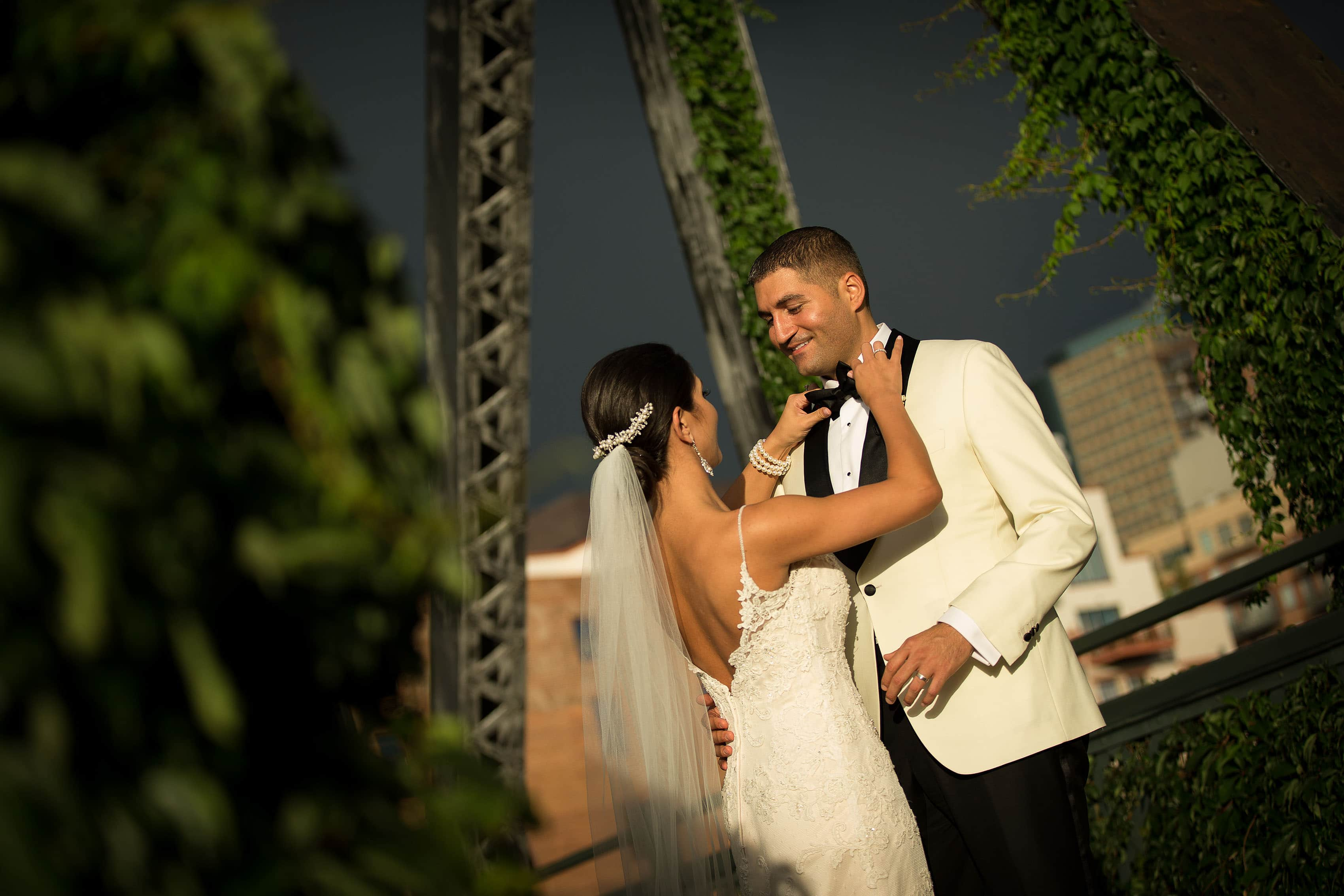 Denver Greek Grand Hyatt wedding