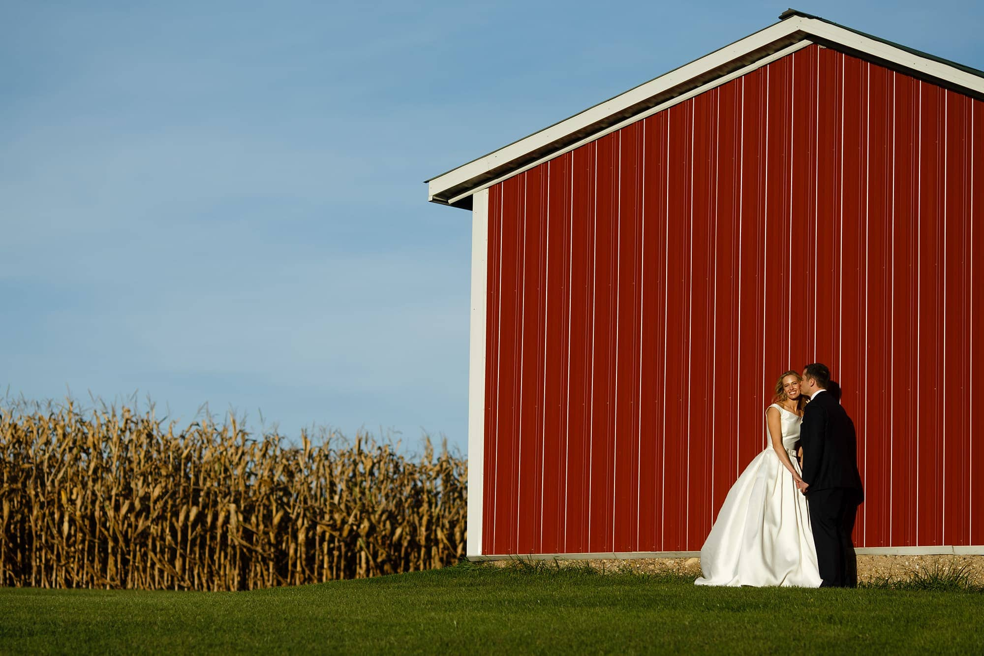 Field of Dreams wedding photos