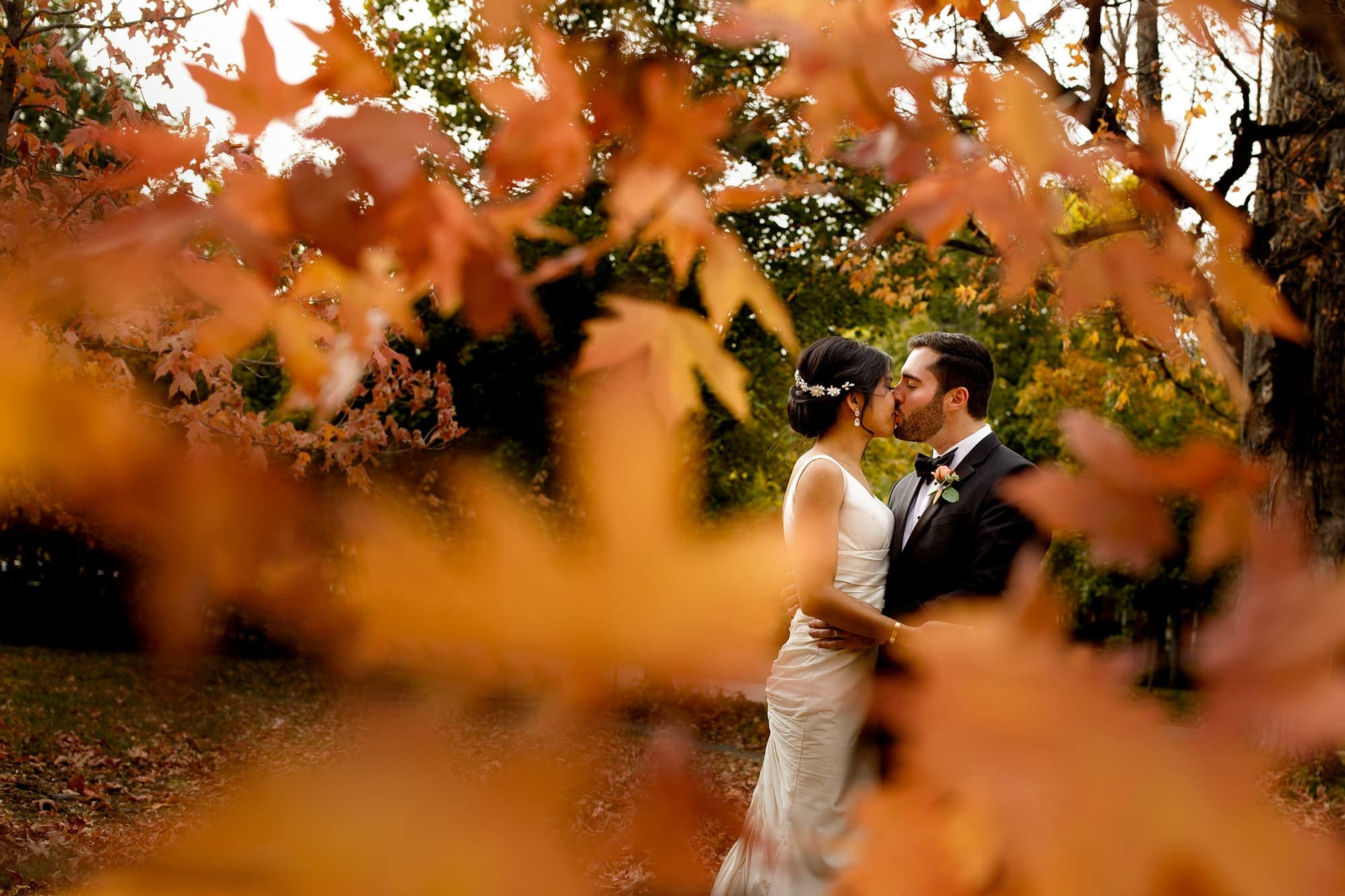 Rembrandt Yard fall wedding | Megan and Bryan | Boulder