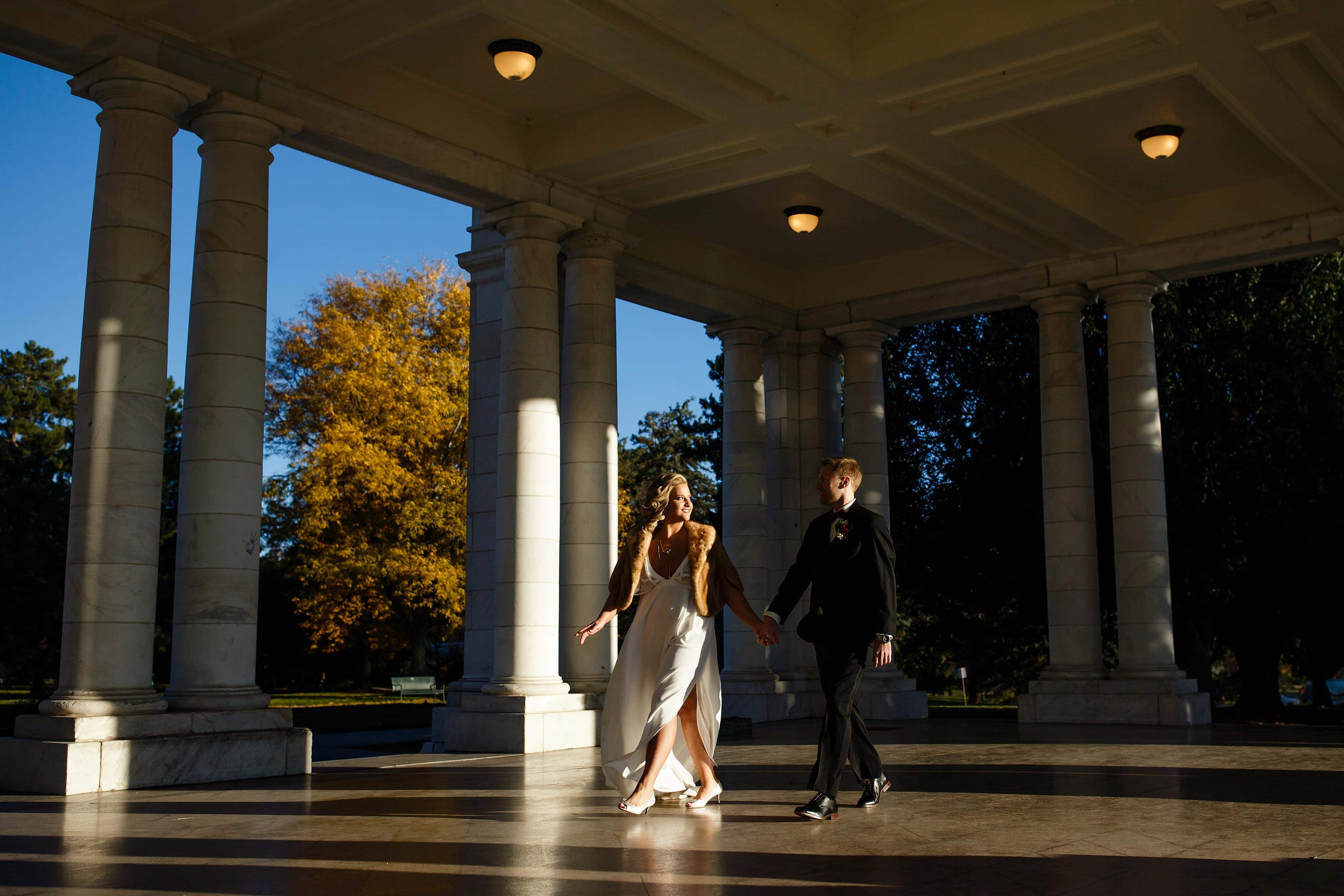 Cheesman Park Wedding | Sara & Ryan
