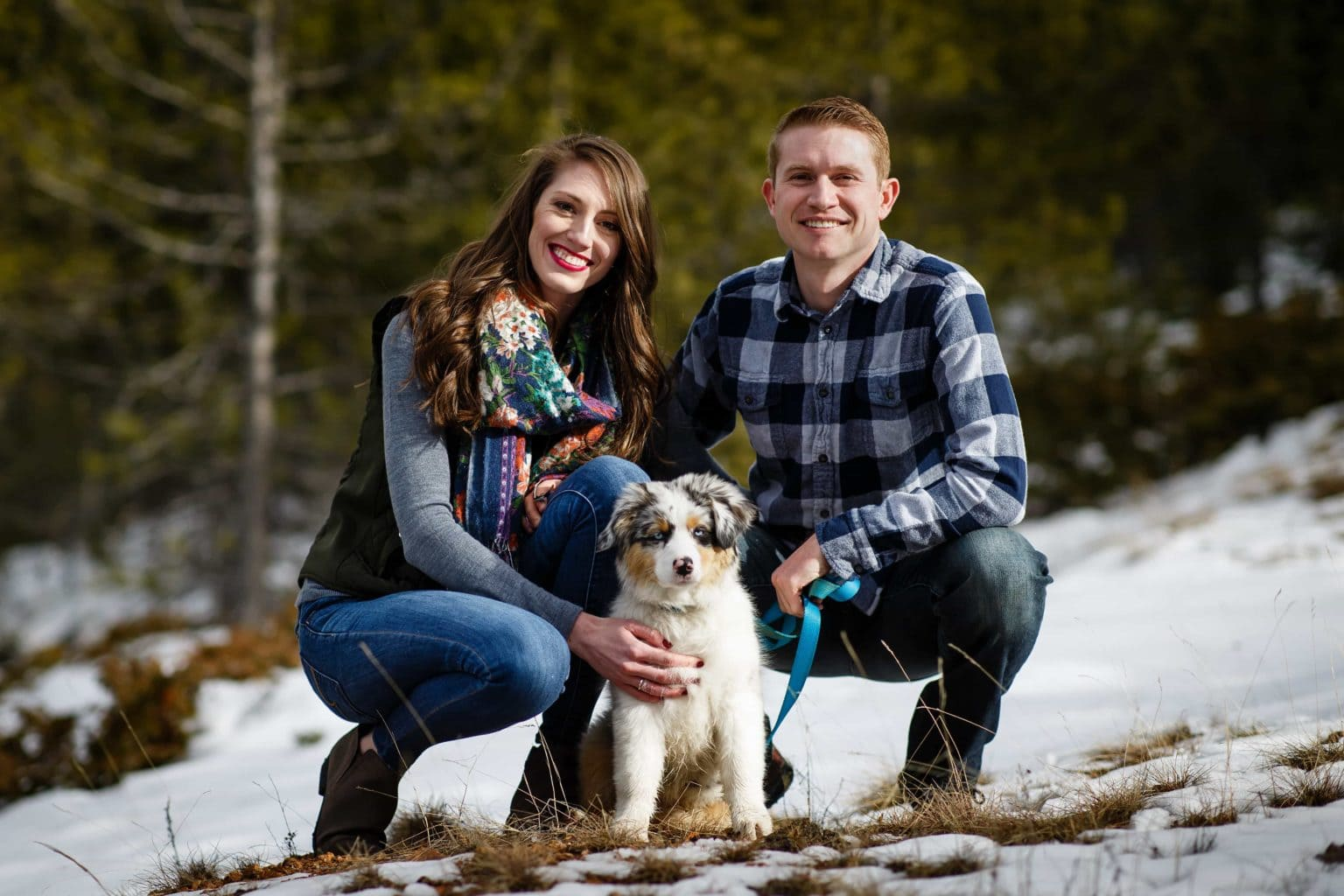 7 Tips To Successfully Include Your Dog In Engagement Photos