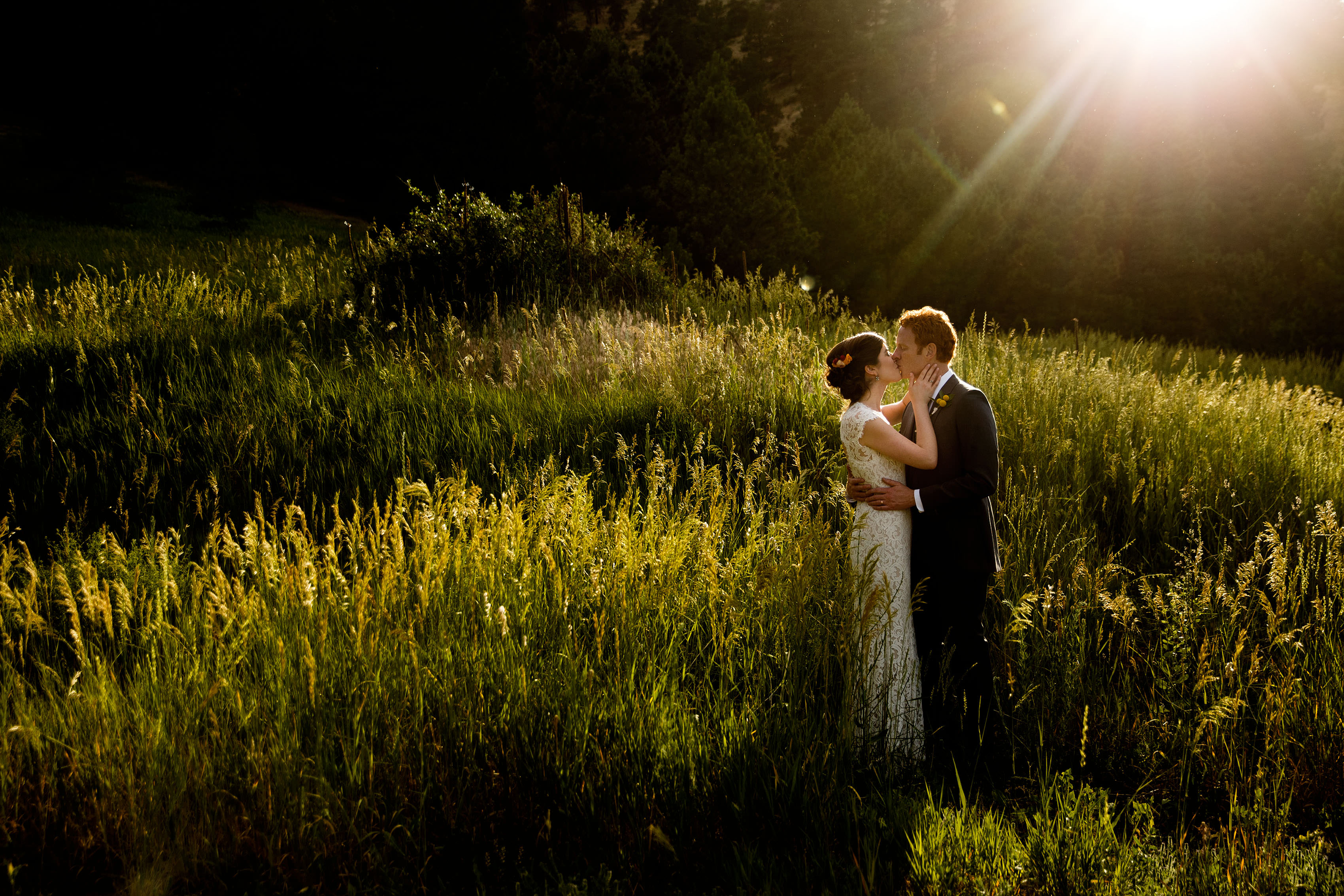 Rembrandt Yard wedding | Boulder | Liz & Sean