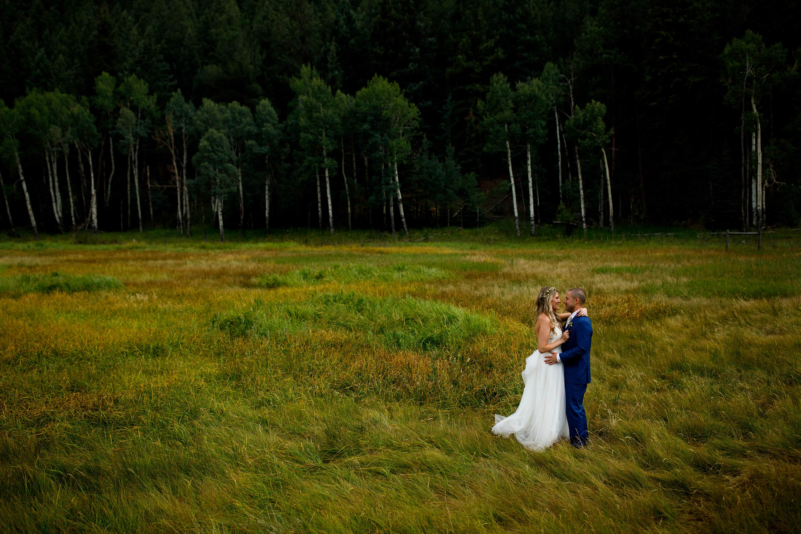 Summer Barn Wedding at Deer Creek Valley Ranch | Paige & Adam