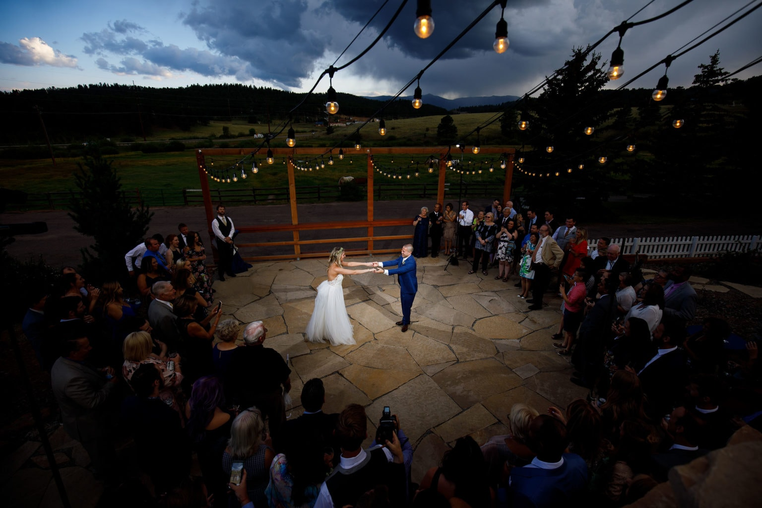 Deer Creek Valley Ranch Wedding