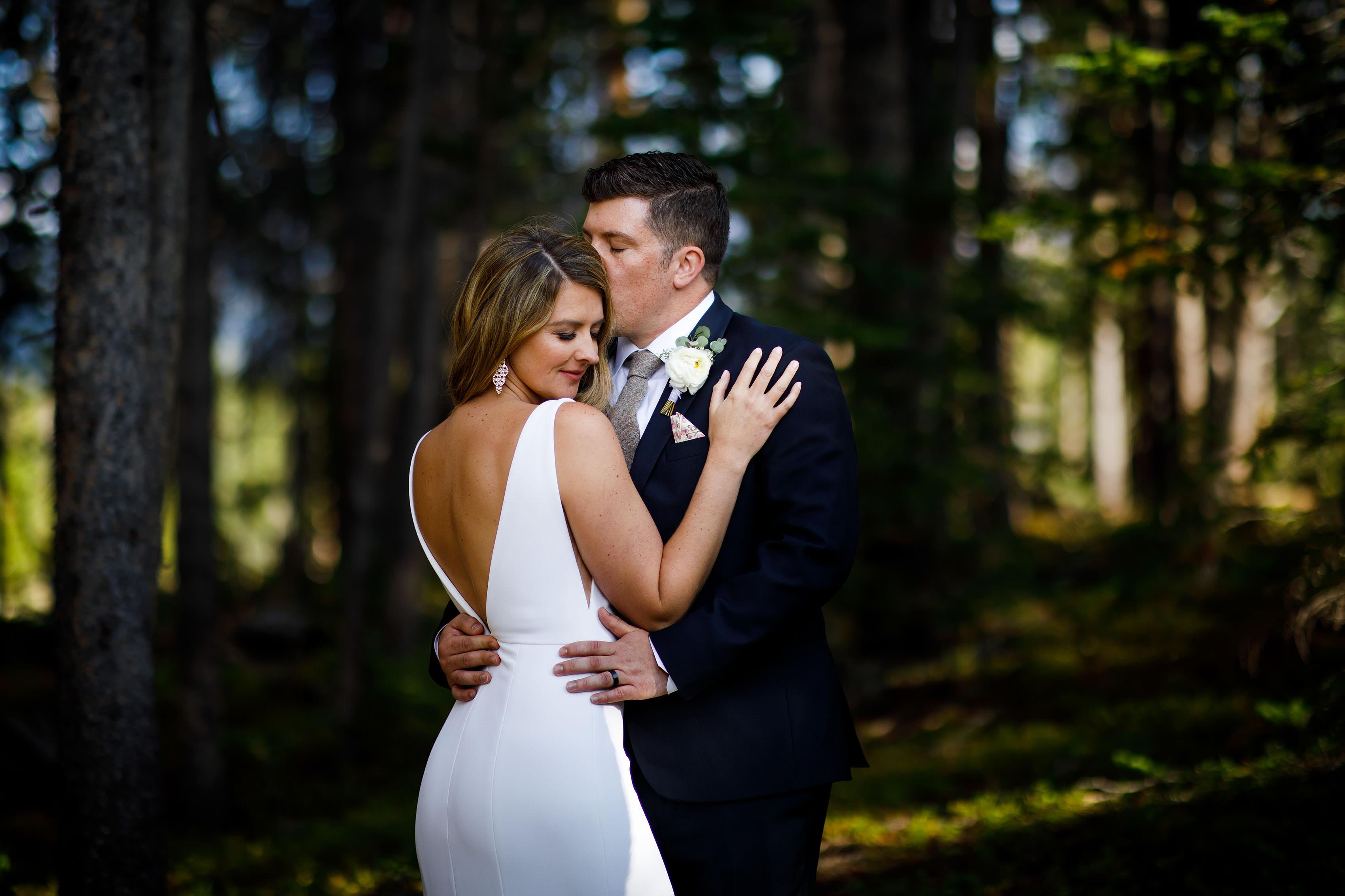 Heather & Matt's Wedding at TenMile Station