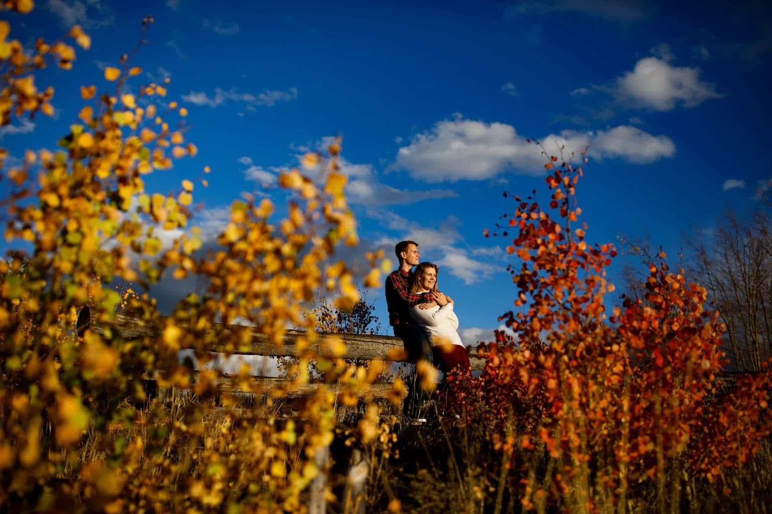 When To Take Engagement Photos