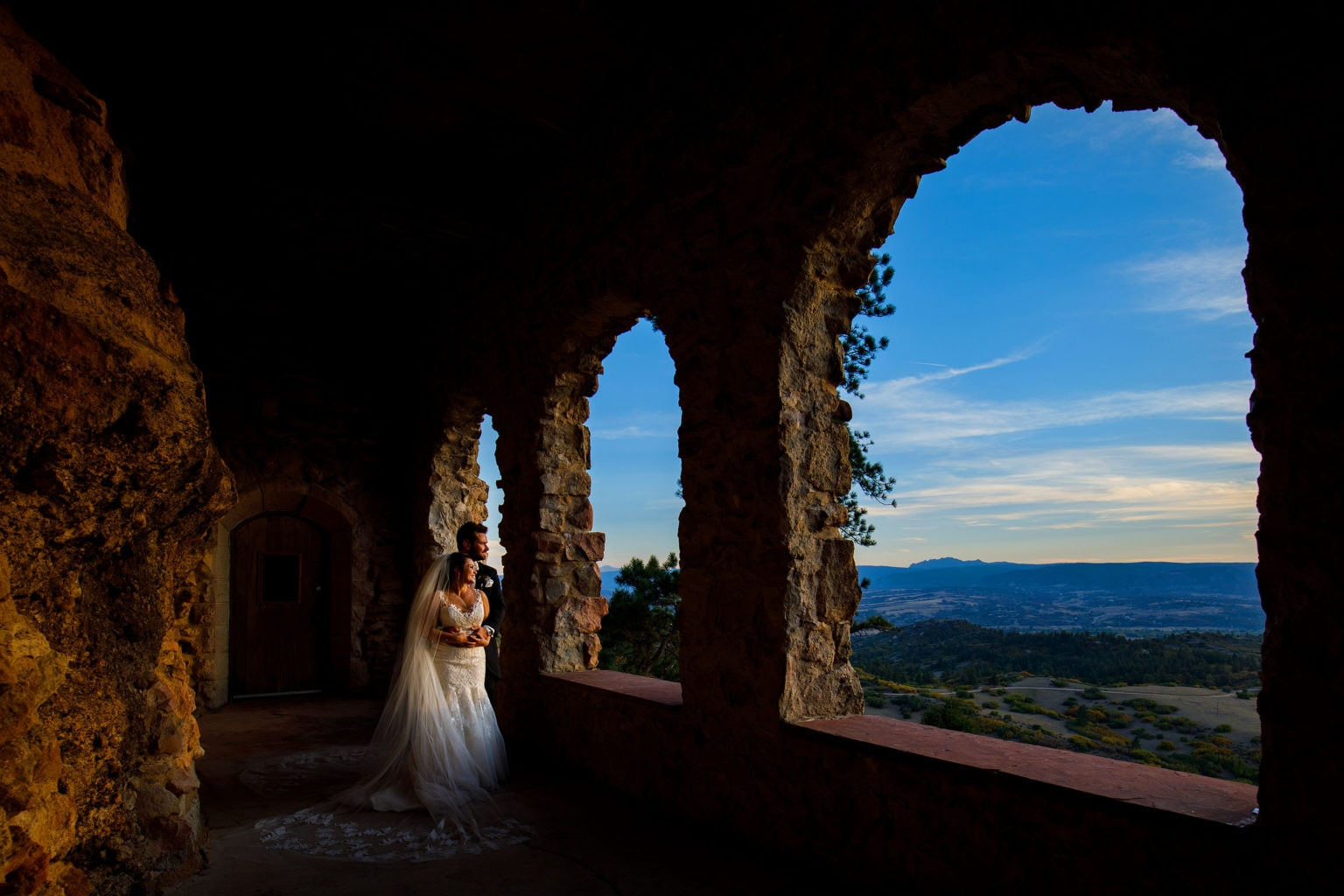 Cherokee Ranch and Castle Foundation Wedding
