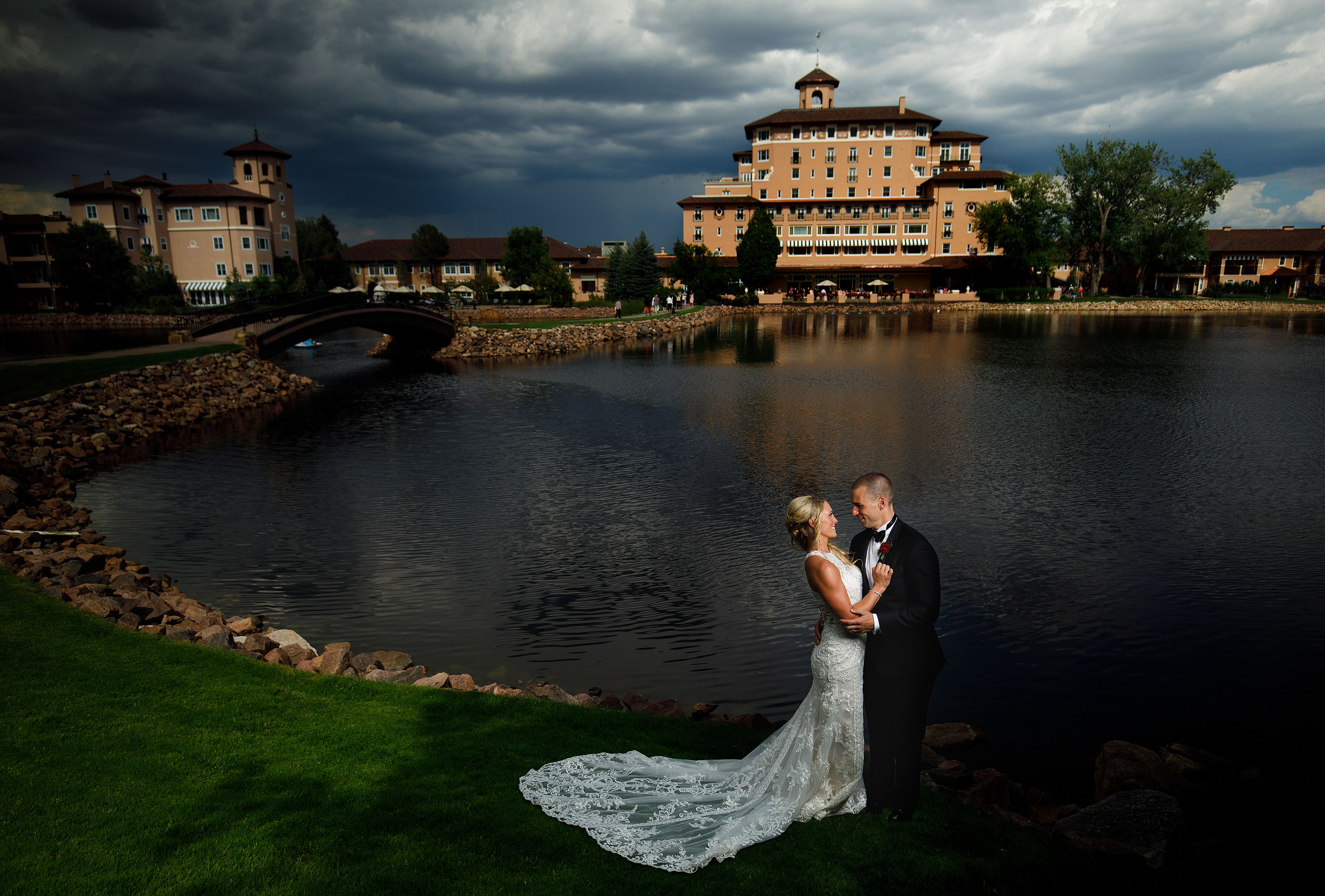 Catholic Colorado Springs Wedding | Kinsey & Sam