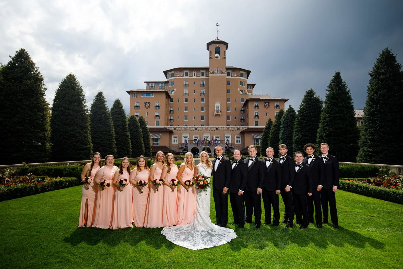 The Broadmoor Wedding