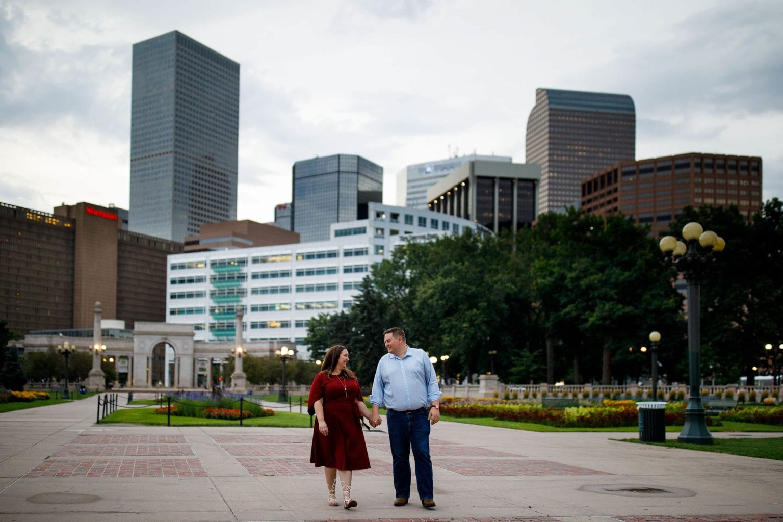 Civic Center Park