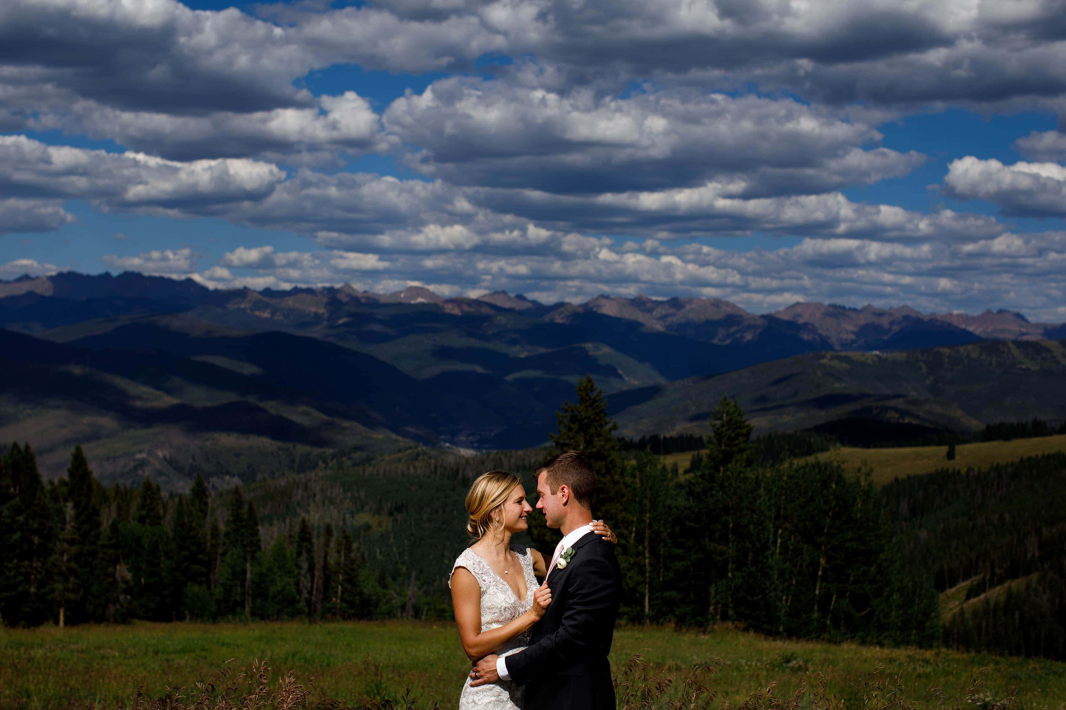 Summer Beaver Creek Wedding | Melissa and Drew