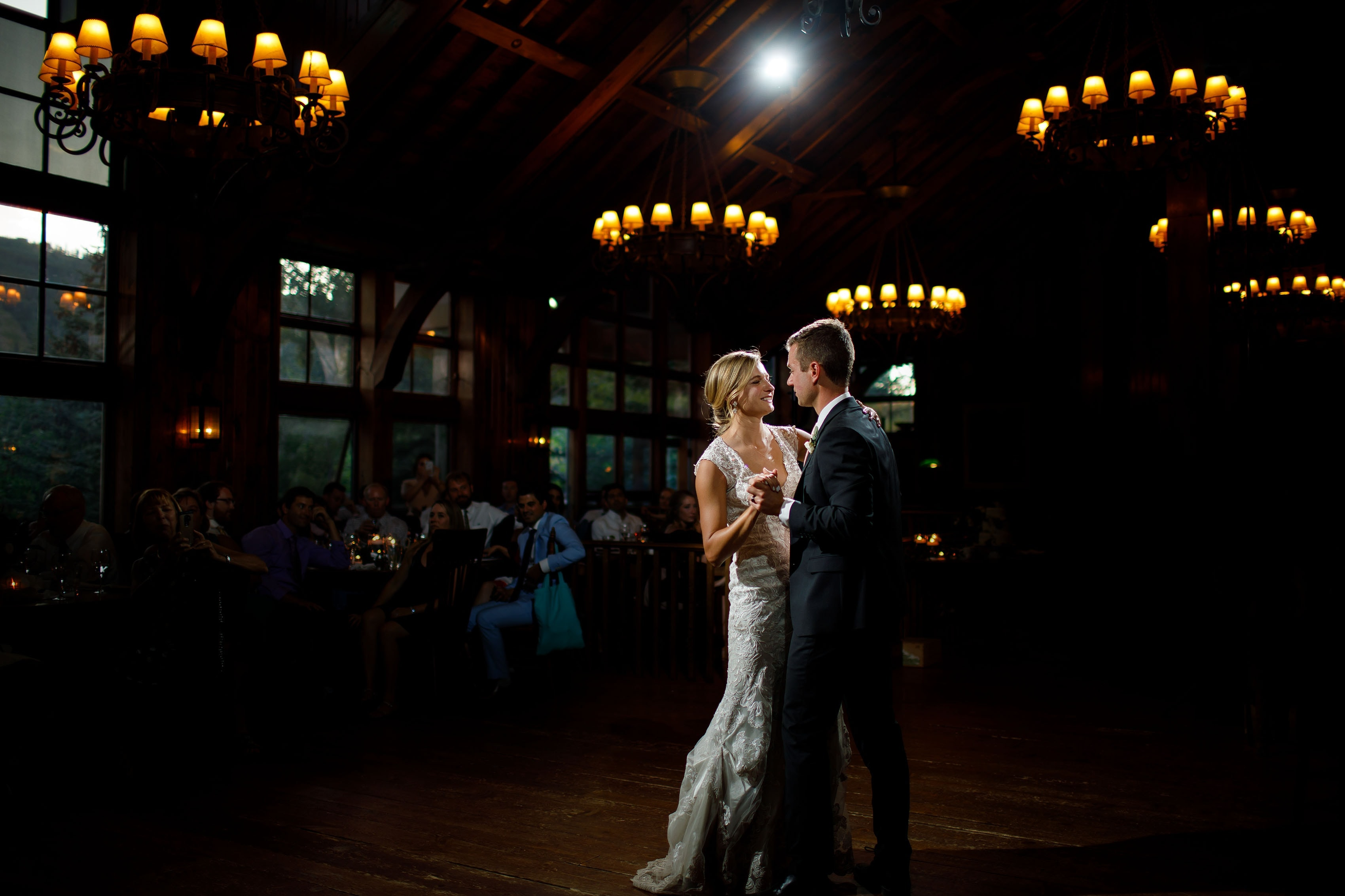 First dance at Saddleridge