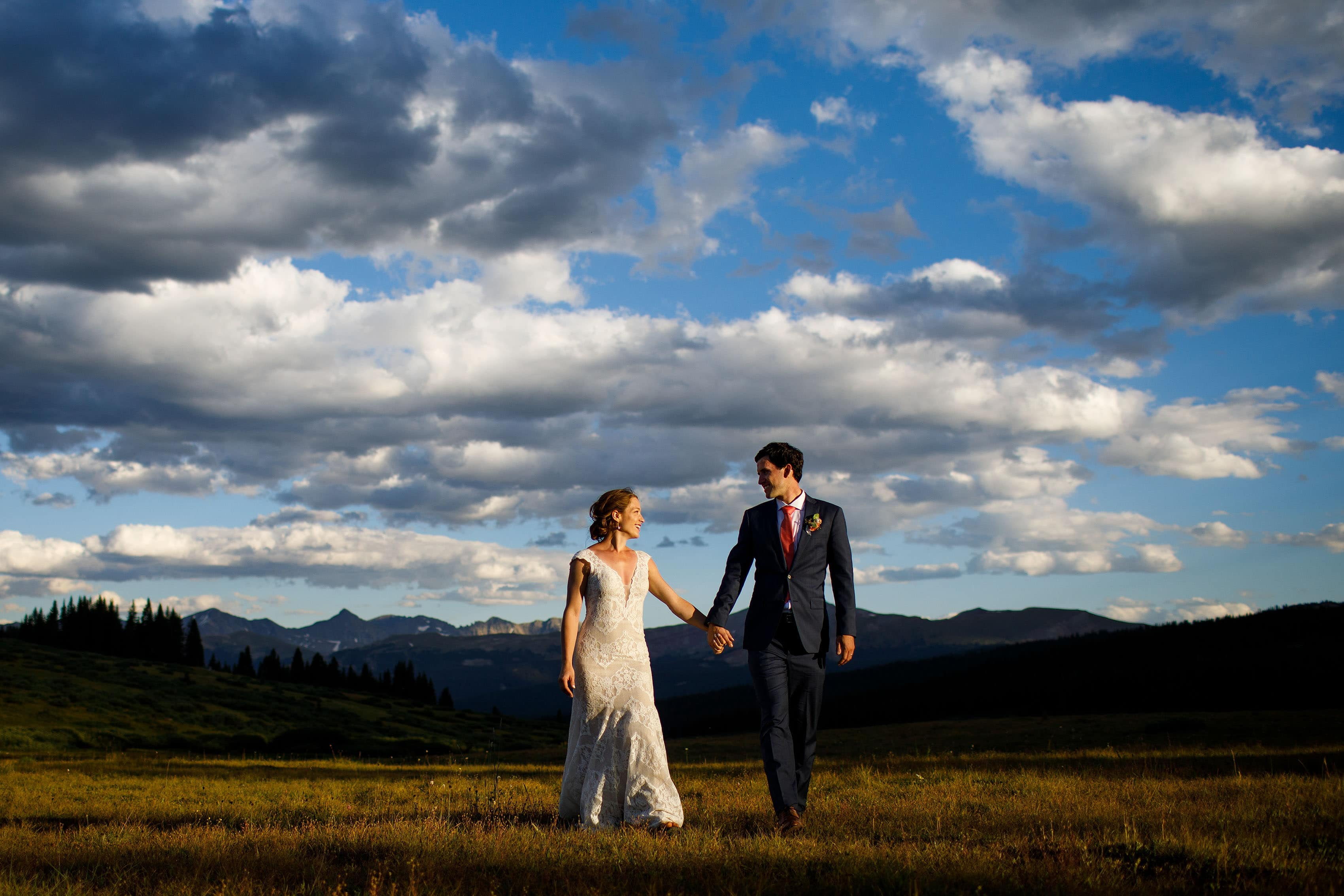 Summer wedding in Summit County | Carissa & Kyle