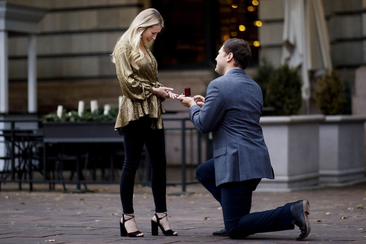 5 things to do when you get engaged