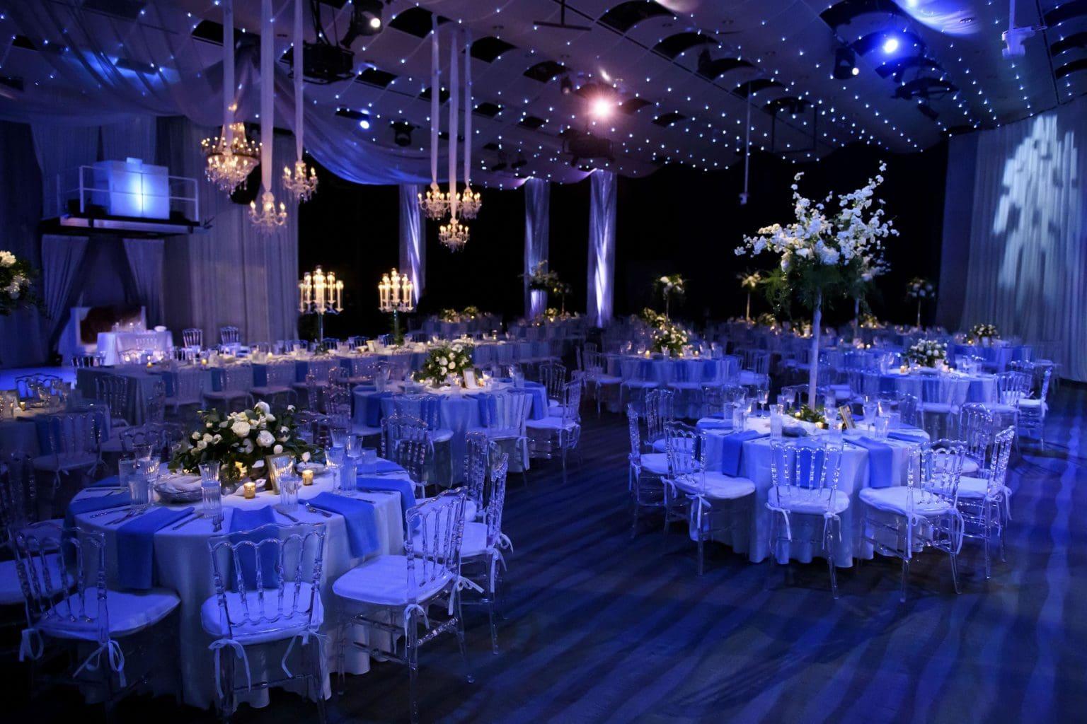 Seawell Ballroom Wedding