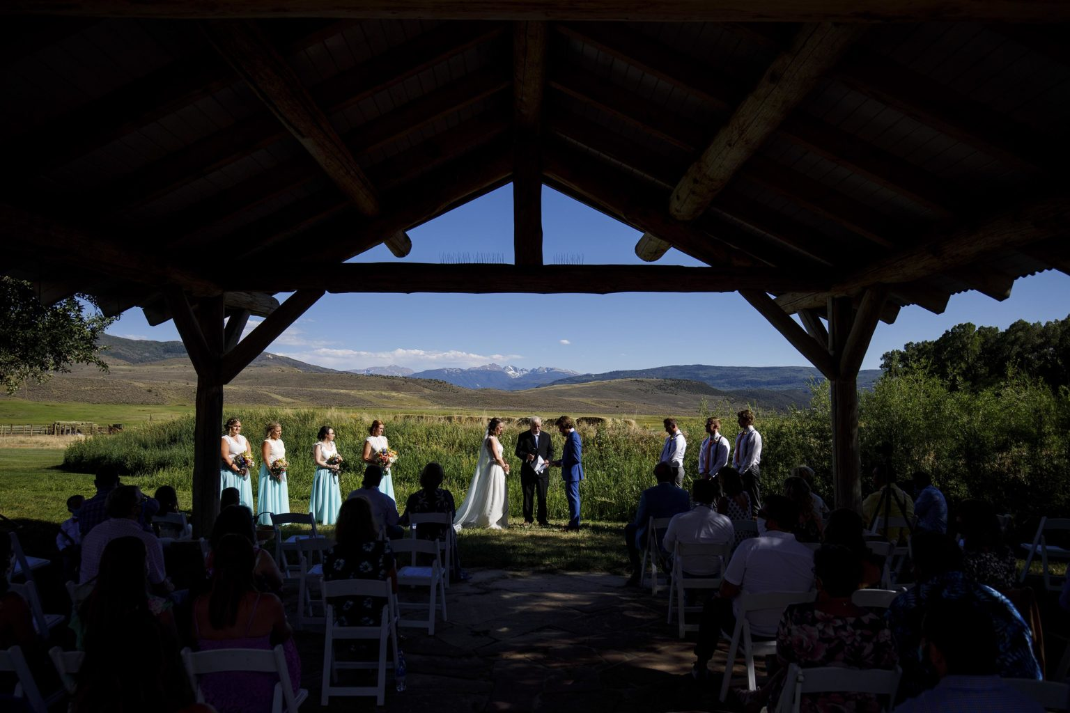 4 Eagle Ranch Wedding